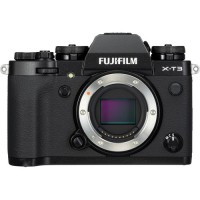 Fujifilm X-T3 Mirrorless Digital Camera Body - Black