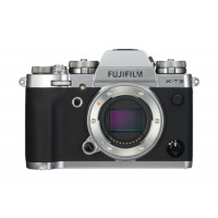 Fujifilm X-T3 Mirrorless Digital Camera Body - Silver