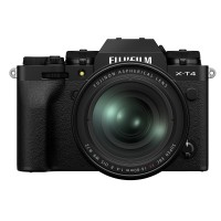 Fujifilm X-T4 Digital Camera with XF 16-80mm Lens - Black