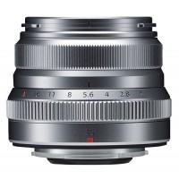 Fuji 35mm f2 R WR Fujinon Lens - Silver