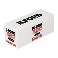 Ilford XP-2 SUPER 400 120 Roll Film